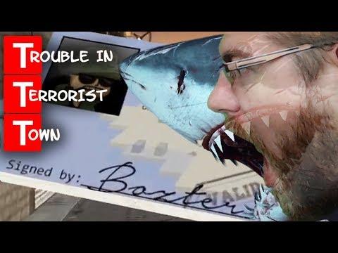 connectYoutube - Swimmen bei de Fisse 🎮 TTT - Trouble in Terrorist Town #563
