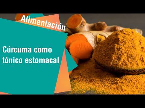 La cúrcuma como tónico estomacal | Alimentación Sana
