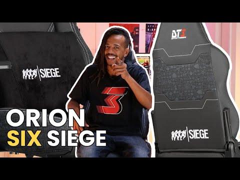 Cadeira Gamer Orion Rainbow Six Siege | DT3sports Elite Series