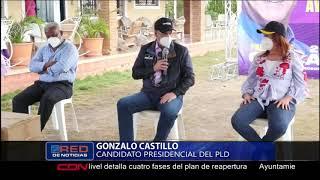 Gonzalo Castillo entrega 35 mil mascarillas en hato mayor y El Seibo para prevenir Covid-19