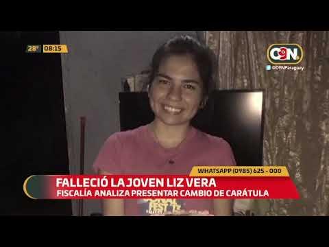 Liz Vera, otra joven vida perdida por la inseguridad