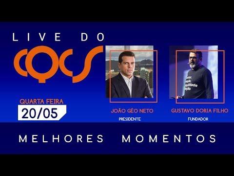 Imagem post: Case de sucesso, Seguro garantia e oportunidades. Confira os melhores momentos da live com João Geo Neto