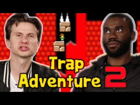 We Played An Impossible Game • Trap Adventure 2