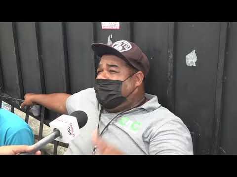 Crisis amenaza choferes de corredor Núñez