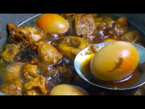 ต้มพะโล้-ไข่พะโล้ไก่ตุ๋น-สูตรไ