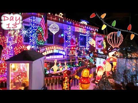 World's Most Expensive Christmas Lights!!