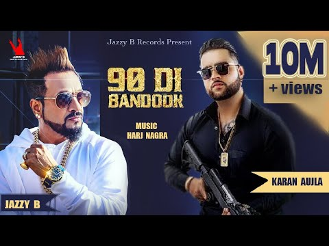 90 DI BANDOOK LYRICS - Jazzy B