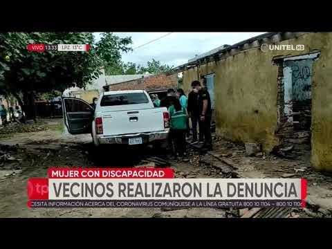 La Policía realizó aprehensiones por el abuso a una mujer en Montero