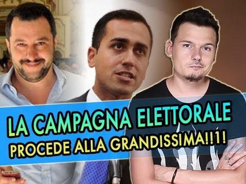 """Di Maio diventa di nuovo Free-Vax, Salvini dice che """"fare l'amore è bello"""""""