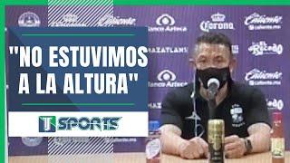 La EXPLICACIÓN de Nacho Ambríz LUEGO de que León HIZO el RÍDICULO ante Mazatlán FC y PERDIÓ el JUEGO