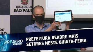 Prefeitura de São Paulo reabre mais setores nesta quinta-feira | Primeiro Impacto (09/07/20)