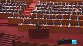 Session du Parlement chinois : contrôle de Hong Kong et croissance forte au programme