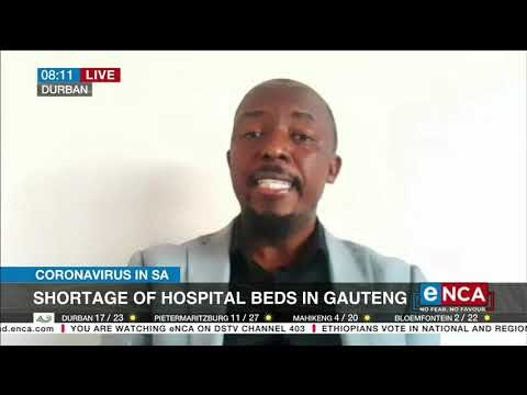 Discussion | Shortage of hospital beds in Gauteng