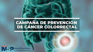 Prevención contra el cáncer colorrectal