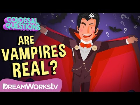 Are Vampires Real? | COLOSSAL QUESTIONS