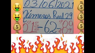 NUMEROS PARA HOY 03/06/2021 DE JUNIO PARA TODAS LAS LOTERIAS¡¡¡¡