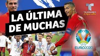 Euro 2020, la última de muchas figuras | Telemundo Deportes