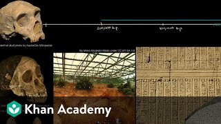 History and prehistory