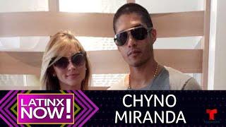 Chyno Miranda y su esposa se besan apasionadamente | Latinx Now! | Entretenimiento