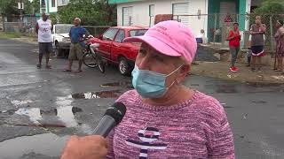 Loiceños logran mitigar inundaciones en la mayoría de la zona tras tormenta Isaías