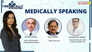 Liver Care In Covid Times | Medically Speaking Episode 1 | NewsX - NEWSXLIVE