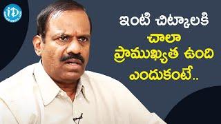 Importance of Natural Home Remedies - Surgical Gastroenterologist Dr. Vinaykumar   iDream Movies - IDREAMMOVIES