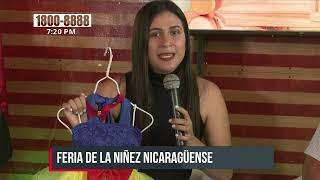 Fin de semana cargado de actividades en honor a la niñez nicaragüense