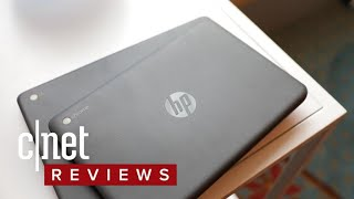 HP Chromebook G5 and G6 hands-on