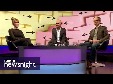 connectYoutube - The UK's culture war on social media and beyond – BBC Newsnight