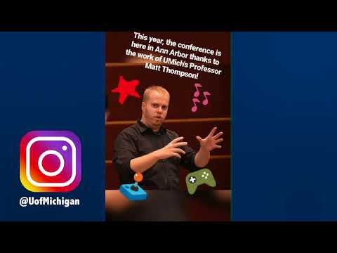 Instagram Story: North American Conference Of Video Game Music