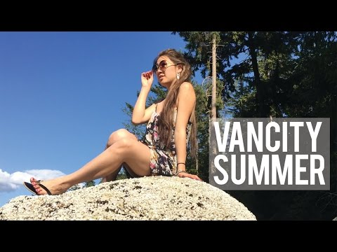 Summer Adventures in Vancouver | Alicia Huynh