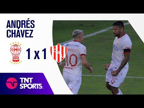 Andrés Chávez (1-1) Huracán vs Unión SF | Zona B - F 2 - Copa LFP 2021