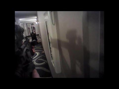 Disturbing video shows unarmed man begging before fatal police shooting