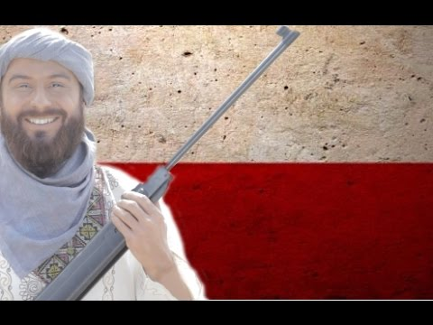 Video: Happy Taliban - on his way to Poland