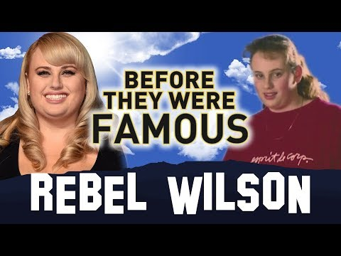 REBEL WILSON | Before They Were Famous | BIOGRAPHY