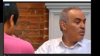 Kasparov Realizes He Blundered