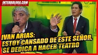 """???? Min. Ivan Arias: """"Ya estoy cansando del Dr. Romero, se dedica hacer teatro en vez de trabajar"""" ????"""