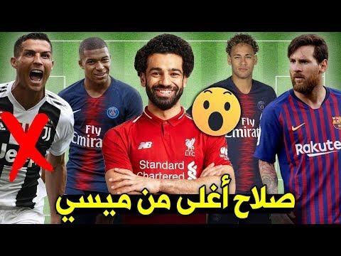 أغلى 15 لاعب في العالم يناير 2019 | نيمار ثالثا و رونالدو خارج ال15 الأوائل !!