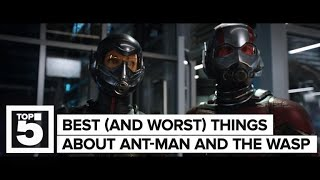 Ant-Man and the Wasp: What worked, what didn't