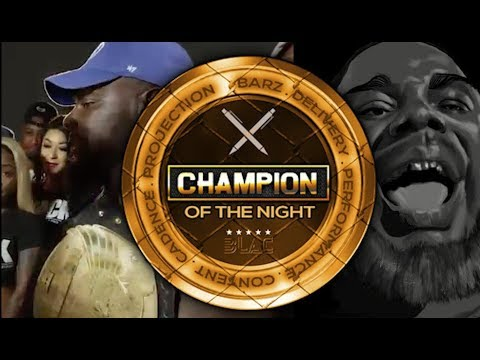 CHAMPION OF THE NIGHT | O RED - SMACK VOLUME 2