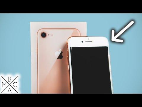 iPhone 8: UNBOXING & QUICK COMPARISON! 📱