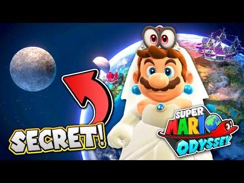 Unlocking the SECRET KINGDOM in Super Mario Odyssey!