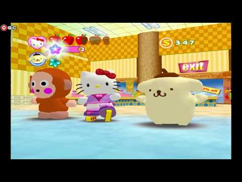connectYoutube - Hello Kitty Roller Rescue / Nintendo Gamecube / Gameplay #3