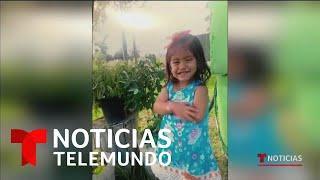 Familiares de niña que murió por error a manos de la policía piden justicia   Noticias Telemundo