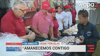 Cientos de manos trabajan para llevar servicios a Peñuelas
