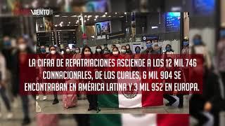 Son ya 966 los mexicanos muertos por Covid-19 en el extranjero