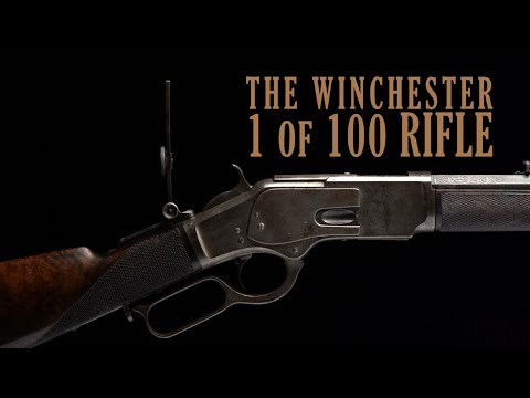 The Winchester One of One Hundred Rifle