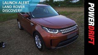 Land Rover Discovery : Launch Alert : Powerdrift