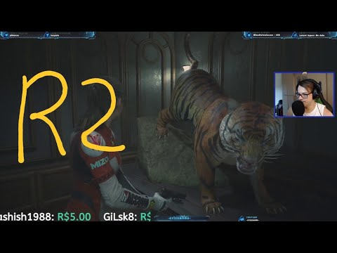 LIVE Gameplay Resident 2 Noobasticamente PT#2