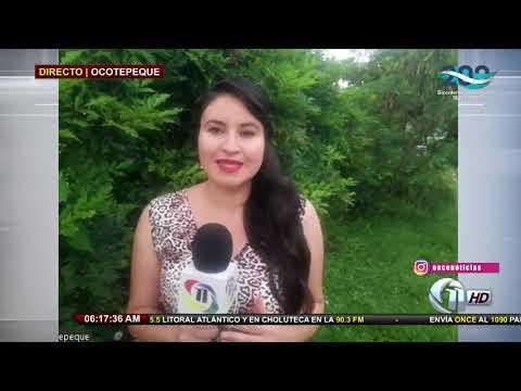 Once Noticias Primera Hora   En su máxima capacidad se mantienen la sala Covid-19 de Juticalpa